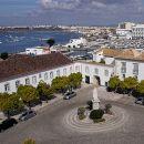 Faro - vista cidade&#10Local: Faro&#10Foto: TdP | FM
