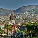 Funchal - Vista centro histórico Plaats: Funchal Foto: Francisco Correia | APM