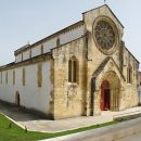 Igreja-Santa-Maria-dos-Olivais&#10地方: Tomar&#10照片: Taxitemplarios