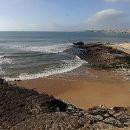 Praia da Azarujinha Local: Estoril - Cascais Foto: JTCE