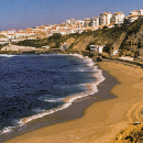 Praia do Sul ou da Baleia&#10Ort: Ericeira - Mafra&#10Foto: CM Mafra