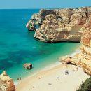 Praia da Marinha&#10Plaats: Caramujeira&#10Foto: Turismo do Algarve