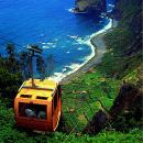 Teleférico&#10Local: Santana&#10Foto: Turismo da Madeira