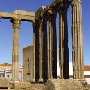 Templo romano de Évora Photo: M'Ar de AR Hotels