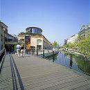 Aveiro - Na margem esquerda do Canal Central