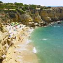 Praia da Coelha&#10写真: Helio Ramos - Turismo do Algarve