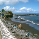 Praia do Almoxarife&#10地方: Açores&#10照片: C.M Horta