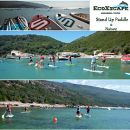 Passeio-SUP-Portinho-da-Arrábida Ort: Setúbal Foto: EcoXscape - Arrabida Tours - Stand Up Paddle & Nature