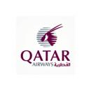 Qatar Airways logo 照片: Qatar Airways