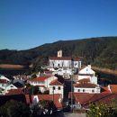 Santuário de Nossa Senhora do Pranto - Dornes Local: Dornes, Ferreira do Zêzere Foto: Obra Nacional da Pastoral do Turismo