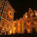 Festas do Senhor Santo Cristo Ort: Ponta Delgada Foto: Turismo dos Açores
