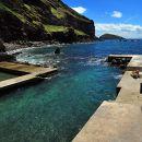 Piscinas do Carapacho Luogo: Ilha Graciosa Photo: Publiçor