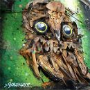 Bordalo II&#10地方: Covilhã&#10照片: Wool / Bordalo II