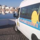 Yellowfish-Transfers&#10Local: Albufeira&#10Foto: Yellowfish-Transfers