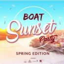 Boat Sunset Party SPRING EDITION