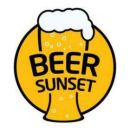 Beer Sunset