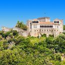 Castelo de Leiria&#10地方: Leiria&#10照片: shutterstock_saiko3p