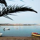 Praia de Faro.
