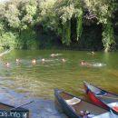 Rota Vicentina em canoa