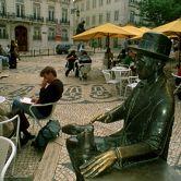 A Brasileira - Fernando PessoaМесто: LisboaФотография: Rui Cunha