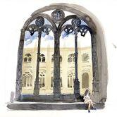 Urban Sketchers em Lisboa - Lis Watkins - Mosteiro dos JerónimosPlace: LisboaPhoto: Lis Watkins