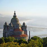 Santuário do Sagrado Coração de Jesus de Santa LuziaFoto: Porto Convention & Visitors Bureau