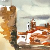 Urban Sketchers - Marion Rivolier