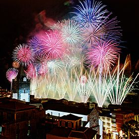 New Year in Madeira