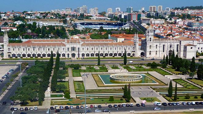 Mosteiro dos Jerónimos_Lisboa