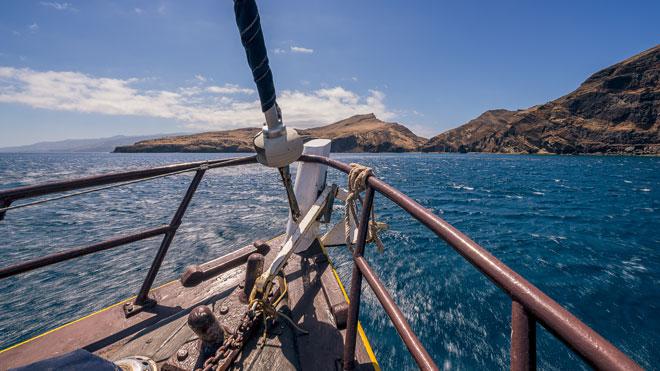 Boat Trips_Ponta de São Lourenço ©Turismo da Madeira