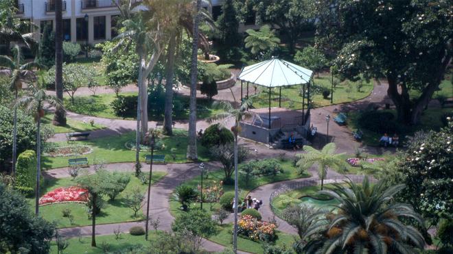 Jardim Duque de Terceira