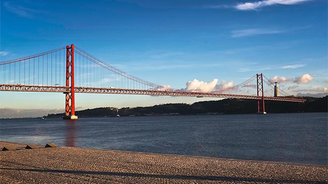 Lisboa-Ponte 25 de Abril