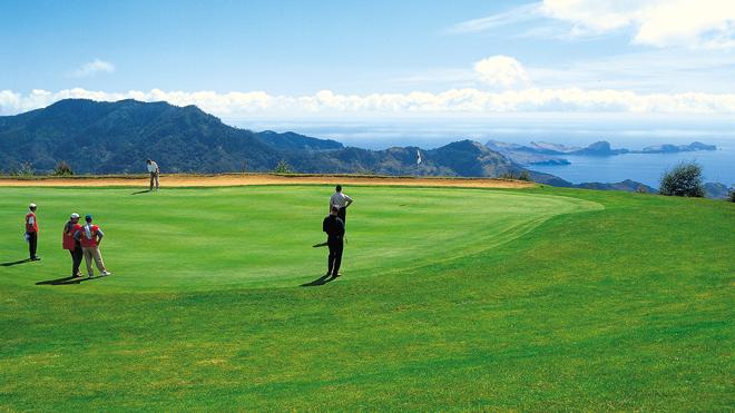 Clube de Golfe Santo da Serra, Madeira