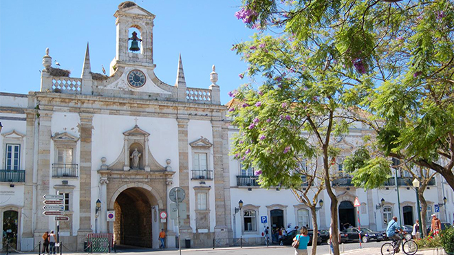 Arco da Vila_Faro