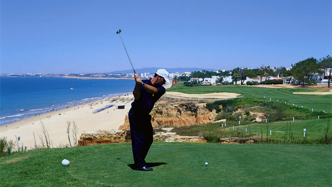 Vale do Lobo Royal Golf Course, Almancil, João Paulo