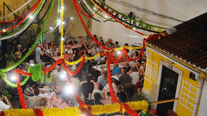 фестивали и праздники Португалии