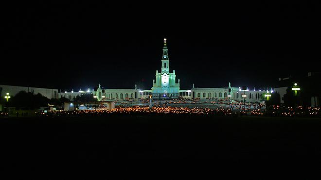 Santuário de Fátima - CM Ourém