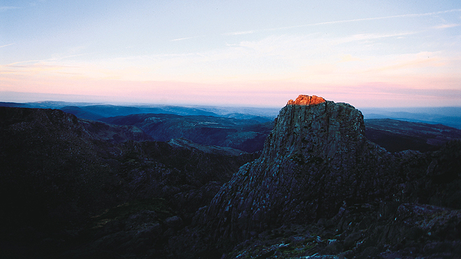 Serra da Estrela - Cântaro Magro