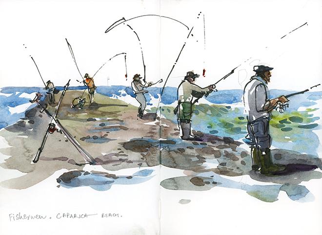 Suhita Shirodkar - Praia da Costa de Caparica