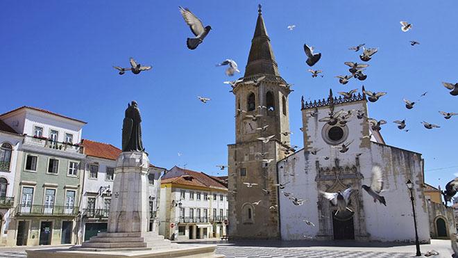 Igreja de São João Baptista_Tomar_ARPT Centro de Portugal