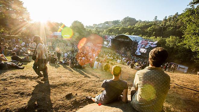 Portuguese music festivals for Paredes de coura festival