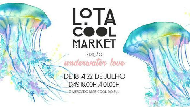 "5º Lota Cool Market - ""Underwater Love"""