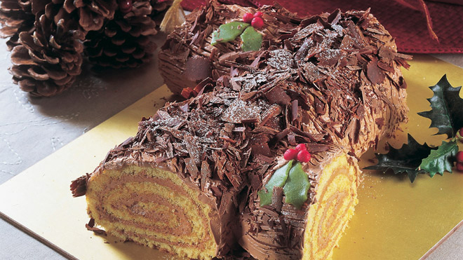 Natal - Tronco de Natal