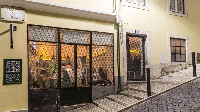 Santa Bica&#10Local: Lisboa&#10Foto: Santa Bica