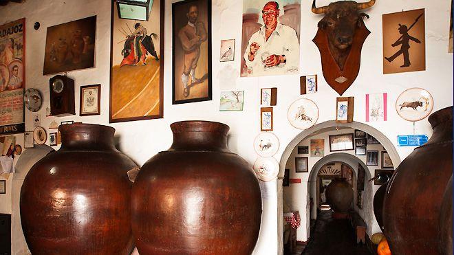 Adega Velha&#10Local: Mourão&#10Foto: Entidade Regional de Turismo do Alentejo