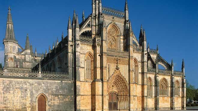 Mosteiro da Batalha&#10Lieu: Batalha&#10Photo: António Sá