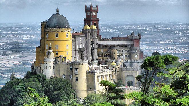 Best Tours_Palácio Nacional da Pena&#10Foto: Best Tours