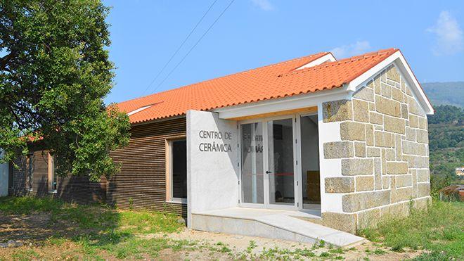 Centro Interpretativo da Cerâmica&#10Local: Resende