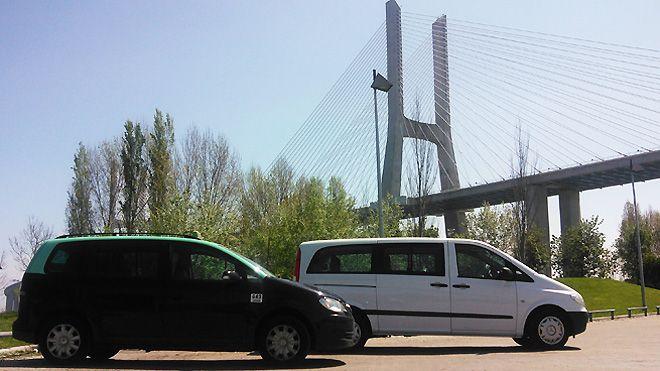 Táxis Calisto Ribeiro&#10Local: Lisboa&#10Foto: Táxis Calisto Ribeiro