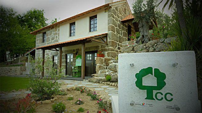 Casa da Estação&#10Local: Tondela&#10Foto: Casa da Estação